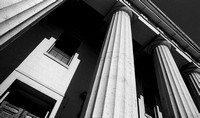 old courthouse, columns, legal, architecture, historic, st louis, missouri, dred scout, slavery, architectural photography for sale, best st louis photographers, black and white photography prints