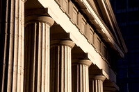 Historic Federal Style Architecture Capitol Courthouse Column Pi